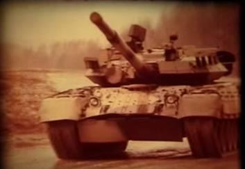 Видеофильм про историю создания танка «объект 219М»