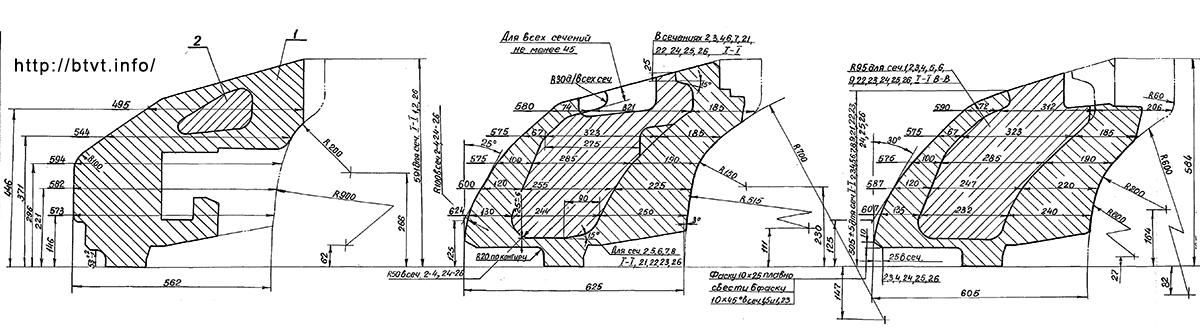 Т-64 схема трансмиссии